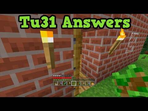 Minecraft Xbox 360 / PS3 QnA - TU31 Wither Storm & Spectator Mode