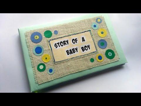 Create a Fun Baby Memory Book - DIY Crafts - Guidecentral