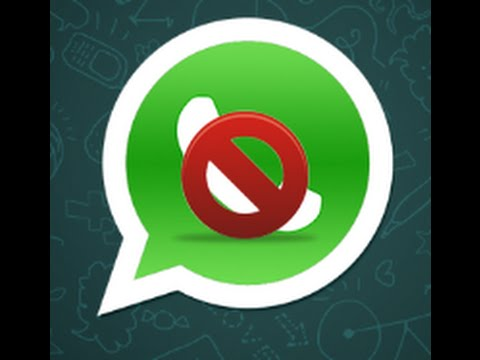 How to block  contats on whatsapp