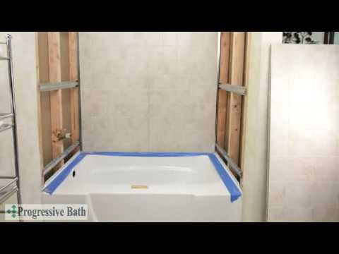 Tile Made Easy - Shower and Tub Enclosures