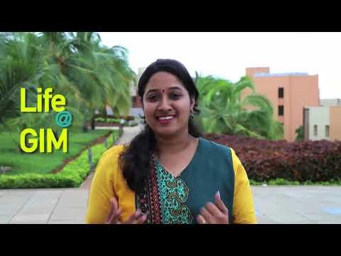 Chennai to Goa- to pursue the specialised HCM programme!