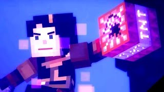 Minecraft: STORY MODE: The Last Place You Look - Part 17