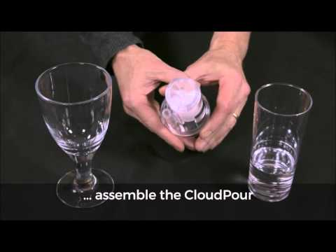 Find out how you can add essences to food or drink with dry ice from Chillistick