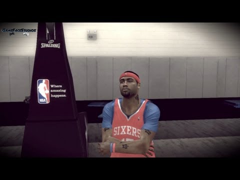 NBA 2K12 My Player Mode - Signature Shoe Commercial Endorsement Feat. Athletic PG