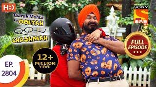 Taarak Mehta Ka Ooltah Chashmah - Ep 2804 - Full Episode - 26th August, 2019