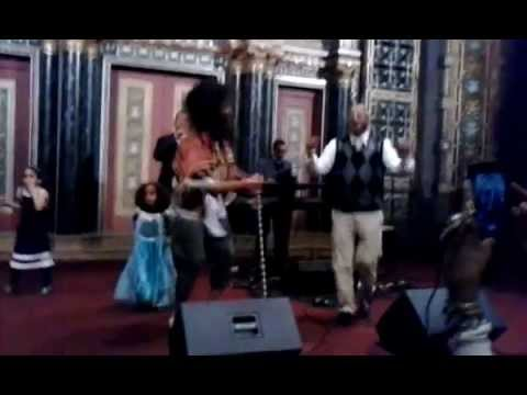Ethiopian Jews' SIGD Holiday in NYC; dance (p.4)