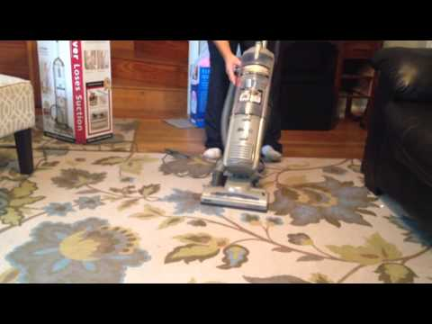 Shark Navigator Deluxe Vacuum Customer Review