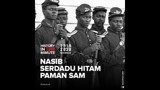 Nasib Serdadu Hitam Paman Sam | HISTORIA.ID