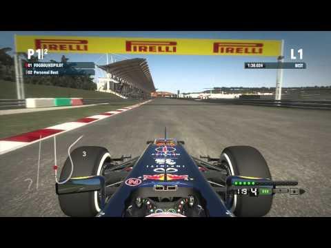 F1 2012 - Malaysia Setup - 1.35.879 - XBOX 360