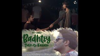 Badhtey Hain Kadam  Vineet Dhingra  Full Video Song Akul Tandon  Kunaal Vermaa 