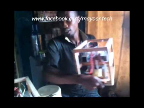 2000VA Inverter Design video (part 1) (Made in Nigeria) by Engr. Chimezie Ezika