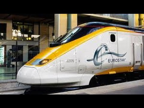Eurostar (Standard Class) - Paris to London