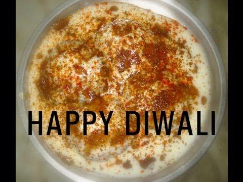 Moong Dal ka Dahi Vada | Diwali Special Recipe