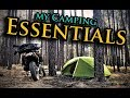 Escaping the Forest | Dual Sport Motorcycle Camp