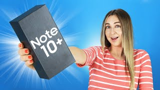 Samsung Galaxy Note 10+ Review & WORST FEATURE!!