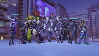 Overwatch MAXED OUT GTX 1070 Xtreme Gaming 1440p