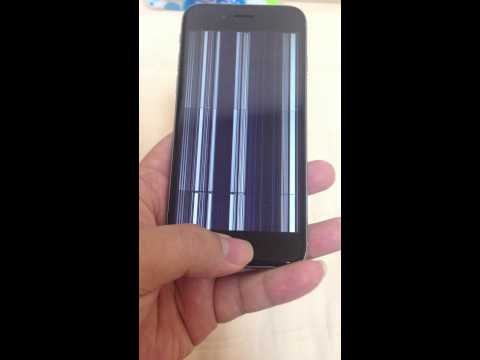 iPhone 6 screen flickering issue and serious crash problem!