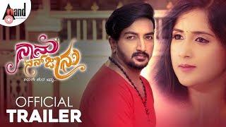 Naanu Nan Jaanu | Kannada 2K Trailer 2019 | Manu | Ruthvika Shetty | Shri Hari | Charlie Studio's