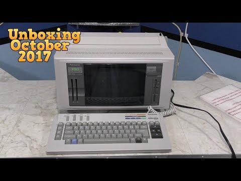 8-Bit Unboxing October 2017