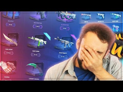 Dat Drop CS:GO Case Opening! - Getting smashed by Nancy :P