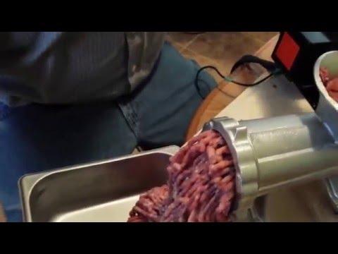 #32 Meat Grinder 1 HP motor