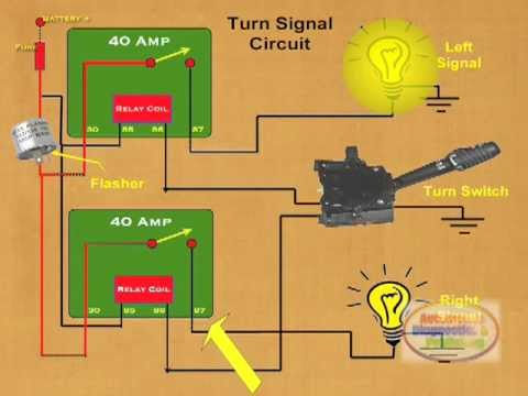 How to Make a Relay Turn Signal