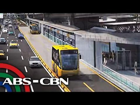 TV Patrol: Panukalang bus rapid transit system
