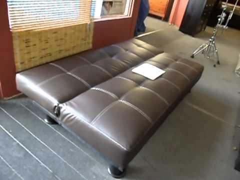 FUTON KLIK KLAK FLOOR MODEL BLOWOUT ONE LEFT $149.00 TAKE IT TODAY