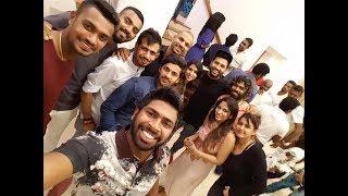 Indian Players Party At Malinga
