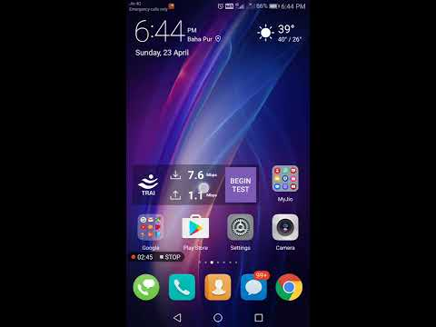 Enable Volte feature in Honor 5C