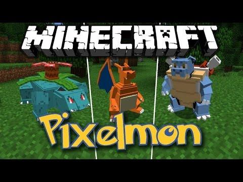 Como baixar e instalar mods no Minecraft: Pixelmon - 1.7.10