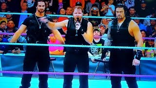 #RAW #WWE The Shield Bring Back Vests - THE SHIELD Ambrose, Reigns, Rollins