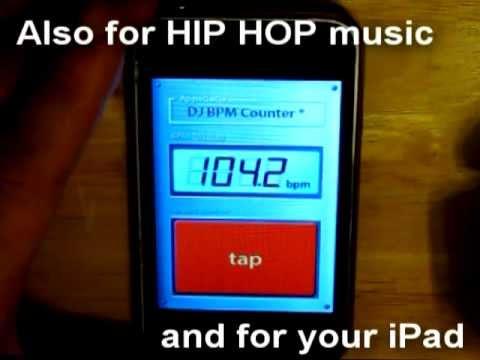 [iPhone, iPad] DJ BPM Counter