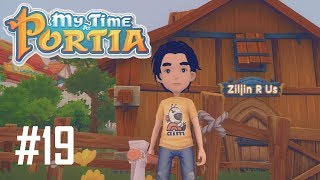 My Time at Portia Episode 19