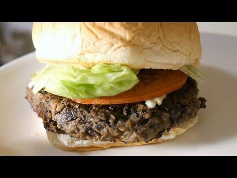 Easy Black Bean Burger Recipe. It's delicious!