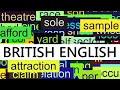 3000+ Common English Words with British Pronunciation mp3