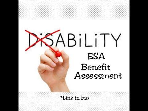 Employment Support Allowance Review (ESA)