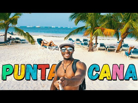 Dominican Republic Vlog | My Travelling Begins! | Punta Cana