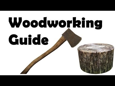 The Elder Scrolls Online: Woodwork Guide (step by step How to, Tutorial)
