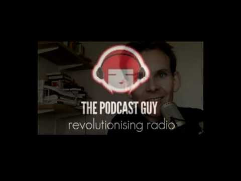 The Podcast Guy: November 2011 VLetter