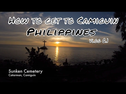 [VLOG 0.1]  How to get to Camiguin Island, Philippines (ft. Quickchow Official)