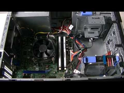 Upgrade Install Replace Dell Optiplex 790, Video Card, RAM, Hard Drive