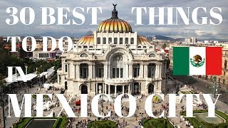 Download 30 Best Things To Do In Mexico City | CDMX | Mexico City Tour Guide | What To Do In Mexico City Video