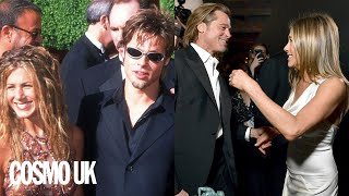A timeline of Brad Pitt and Jennifer Aniston's relationship history | Cosmopolitan UK