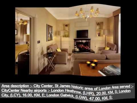 St James Hotel And Club London | A Hotel In London And Its Pictures With Information