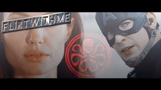 Download Steve Rogers/Natasha Stark - Flirt (With Me) Video