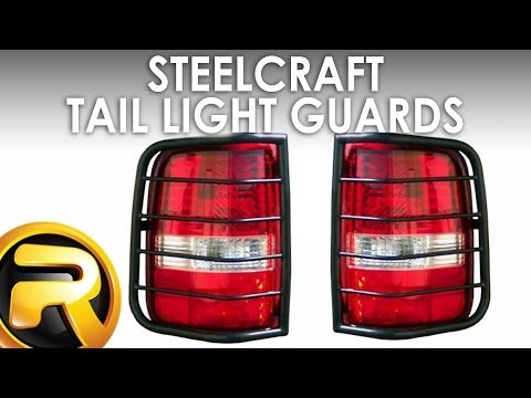 How To Install Steelcraft Tail Light Guards