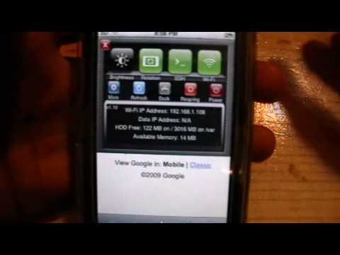 How To Disable Rotation on iPod touch and iPhone