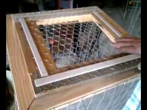 DIY cheap wire cage