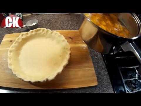 How To Make Pie Dough - Super Quick Pie Dough!